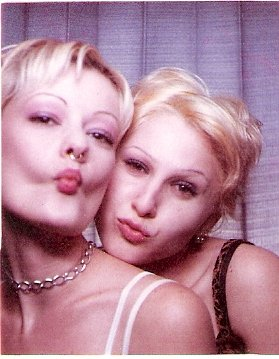 Circa 1998 - This Ravin' Maven & I were notorious for having the same do more often times than not.