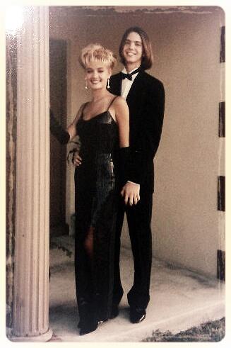 Prom 1991 - Junior Year