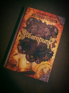 A very beautifully illustrated & designed book on Victorian Steampunk. DH just recently got his first tattoo - a steampunk-inspired skull with wings going across the shoulders on his back. It will be, eventually, the pinnacle of his steampunk totem - a piece to represent a culture he's interested in & his Native American Indian bloodline.