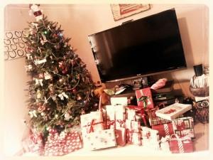 This year's tree - 2012!
