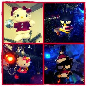 Sanrio! (Plus our Hello Kitty tree topper)