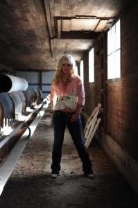 Introducing country music singer & songwriter, Abbi Scott!