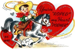 ... And Cowboys. (I sent this one to Darling Hotbuns this morning. ::smirk::)