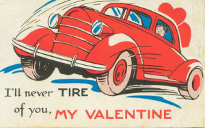 A V-day greeting from the gearhead in me...