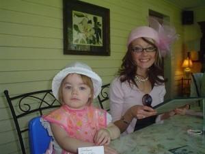 Teahouse Easter in Georgia ~ 2005