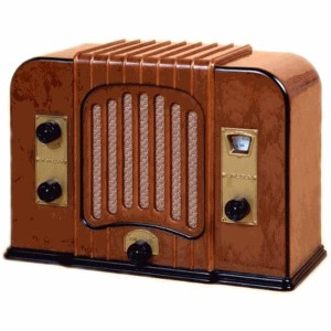 Portable Radio Lincoln 60 (which is currently out of stock) at boxedjellyfish.com