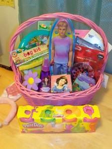 Easter Basket 2008
